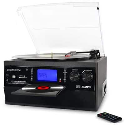 DIGITNOW - BEST RECORD PLAYERS UNDER 200