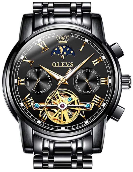 OLEVS - BEST MECHANICAL WATCHES UNDER 200