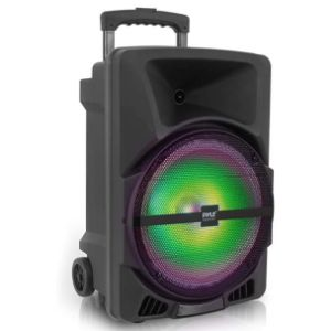 WIRELESS PORTABLE PA - BEST POWERED SPEAKERS UNDER 200