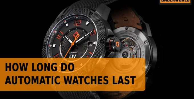How Long Do Automatic Watches Last