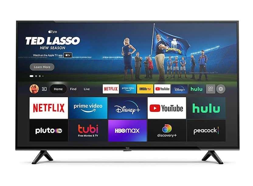 "Amazon Fire TV 50"""
