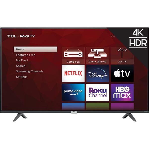 TCL 55 Class 4-Series 4K - Best TV Under 600